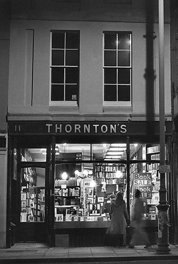 Thornton's by Trevor Coppock