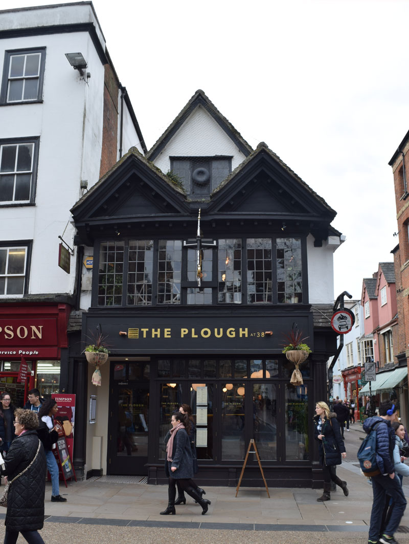 The Plough 38 Cornmarket