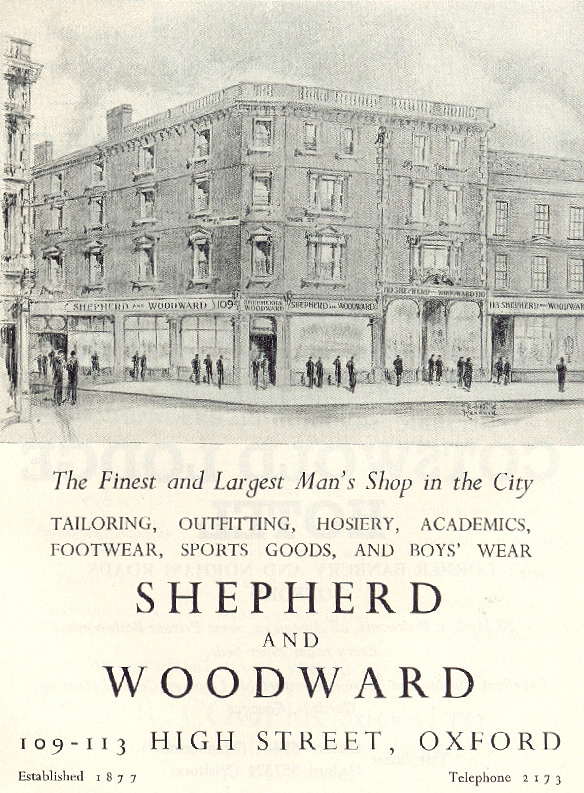 Shepherd & Woodward
