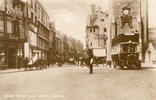Shoe Shop Banbury Road Oxford
