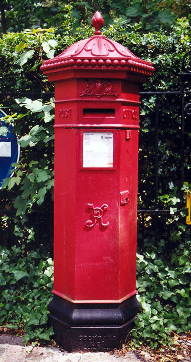 A Brief Introduction to the Post Box  Heritage Calling