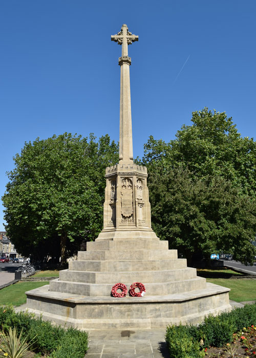 Oxford War Memorial